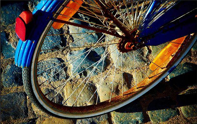 fahrrad, fahrradrennen, paulo coelho, lektuere, positive nachrichten