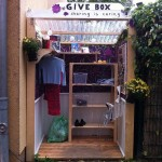 Give-Box – eine Art einander zu geben