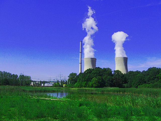 Kühlturme: Neues Verfahren schont die Umwelt. © franksw80 / flickr.com
