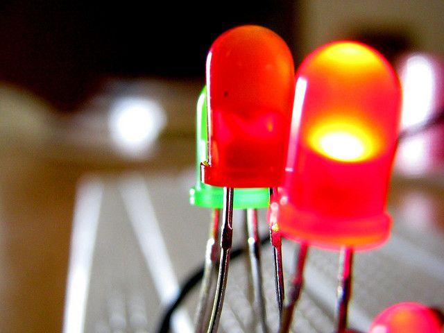 LEDs, OLEDs, organische Leuchtdioden, positive nachrichten