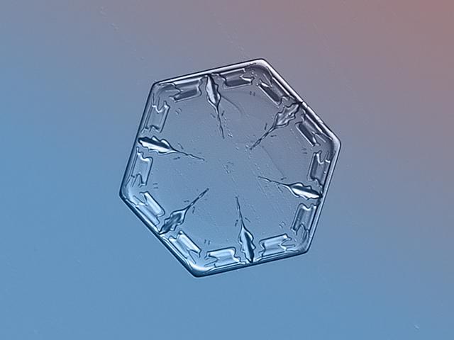 Alexey Kljatov, schneeflocke, kristall, positive nachrichten