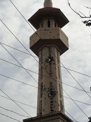 Masjid Salahuddin, Sta. Barbara Mosque