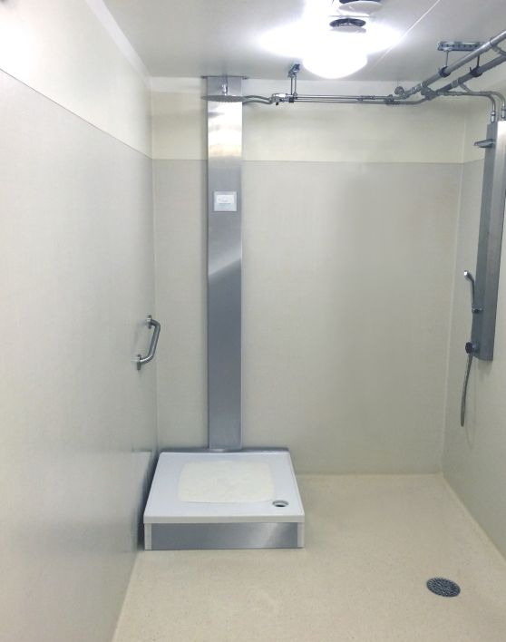 OrbSys Shower, Shower_at_Kallis, positive nachrichten