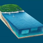 WaveRoller – Strom aus Wellenkraft