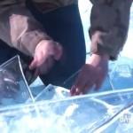 Faszinierende Musik mit und auf Eis