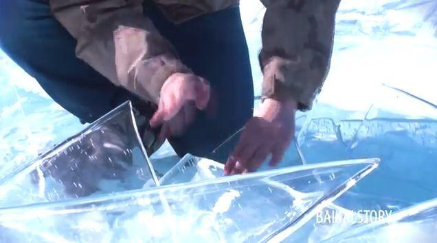 Baikal Ice, Musik auf Eis, positive nachrichten