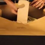 Hangbag – Papiertüte und Kleiderbügel in einem