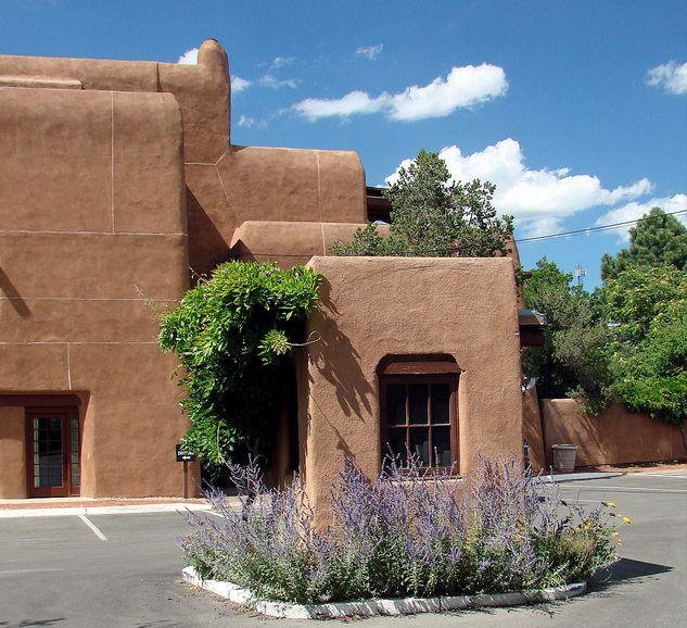 Santa Fe, lehmhaus, positive nachrichten