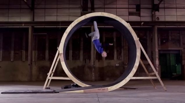 Bild-Quelle: Pepsi Max UK (Video screen captures)