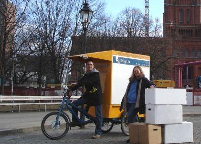 Velogista, lautloser Transport, berlin, positive nachrichten