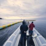 The Ocean Cleanup will Ozeane von Plastikmüll befreien