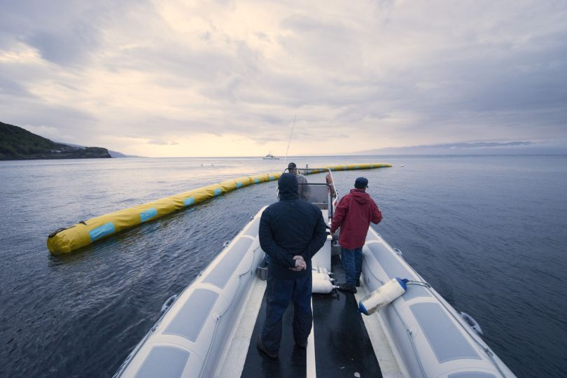 Ocean Cleanup Project, positive nachrichten