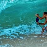 Clark Little und seine atemberaubenden Wellen-Fotos