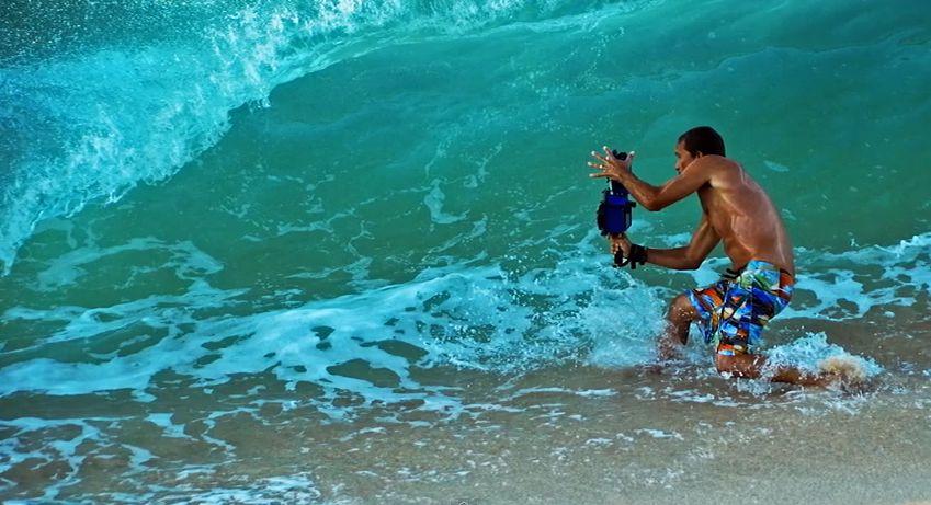Wellenbilder, Wellenfotos, Clark Little, positive nachrichten, fotokunst