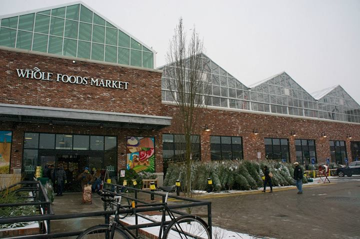 Whole Foods, Supermarkt, Eigenanbau