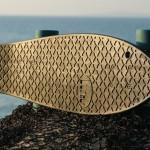 Aus alten Fischernetzen werden neue Skateboards