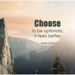 Optimisten und ihr gesundes Herz