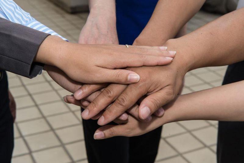 haende, zusammenarbeit, nachhaltigkeit