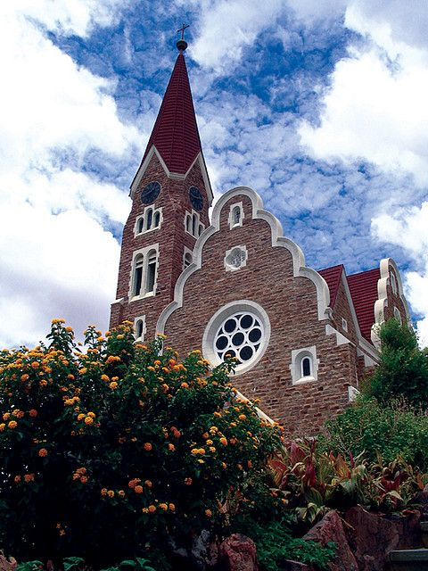 Kirche in Windhoek,