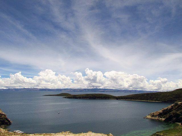Isla del Sol: eine zu Bolivien gehörende Insel im Titicacasee. © eduardorudas / flickr.com (CC BY 2.0)
